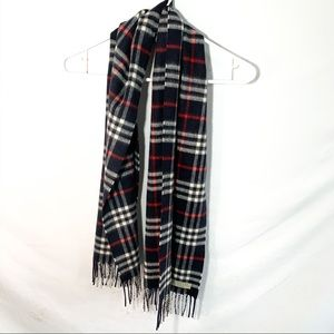 Authentic BURBERRY men's scarf